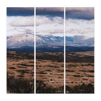 Tríptico Cordillera