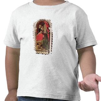 Tríptico de Madonna del Misericordia 1473 Camisetas