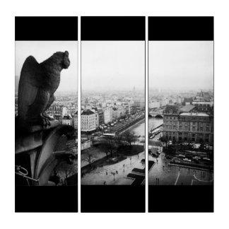 Tríptico Notre Dame