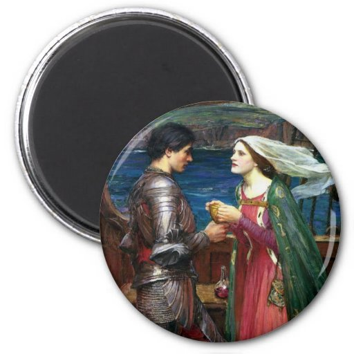 Tristan e imán de Isolda