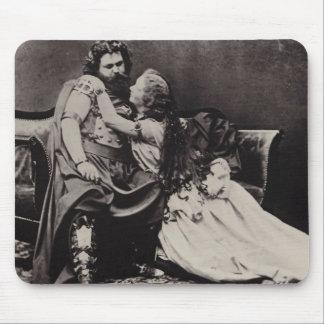 Tristan e Isolda Alfombrilla De Ratón