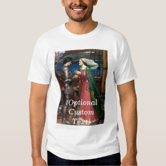 Tristan e Isolda Camisetas