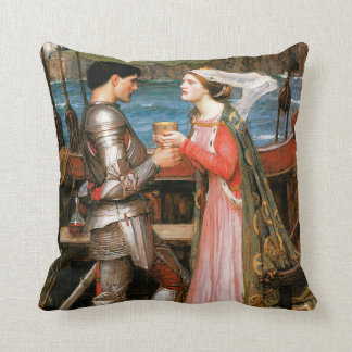 Tristan e Isolda Cojín