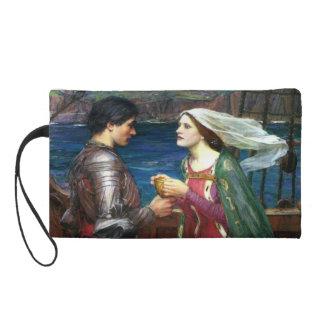 Tristan e Isolda de John William Waterhouse