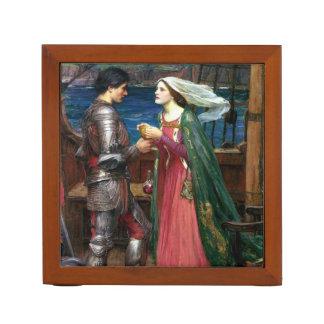 Tristan e Isolda de Juan W. Waterhouse