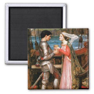 Tristan e Isolda Imán Cuadrado