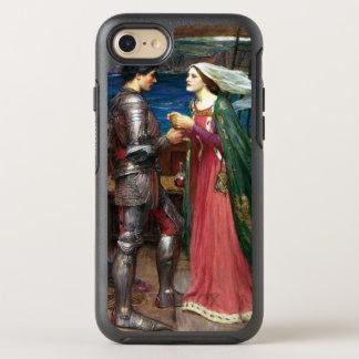 Tristan e Isolda John William Waterhouse Funda OtterBox Symmetry Para iPhone 7