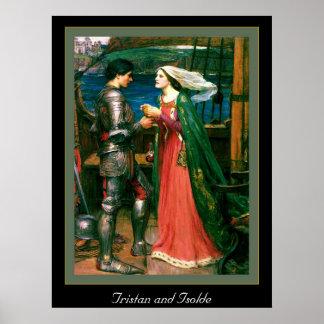 Tristan e Isolda Posters