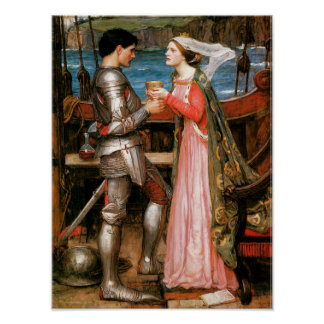 Tristan e Isolda Póster