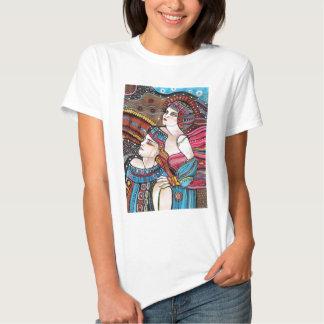 Tristan e Isolda - una historia de amor Camisas