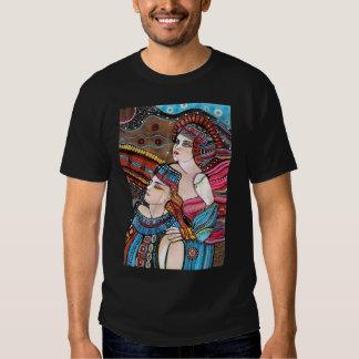 Tristan e Isolda - una historia de amor Camisetas
