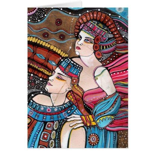 Tristan e Isolda - una historia de amor Tarjeton