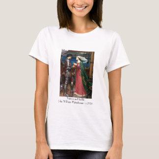 Tristan y camiseta de Isolda