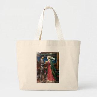 Tristan y la bolsa de asas de Isolda