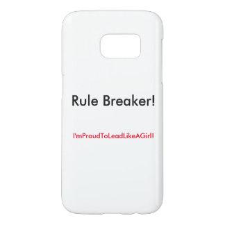 ¡Triturador de la regla! Funda Samsung Galaxy S7