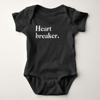 Triturador del corazón body para bebé