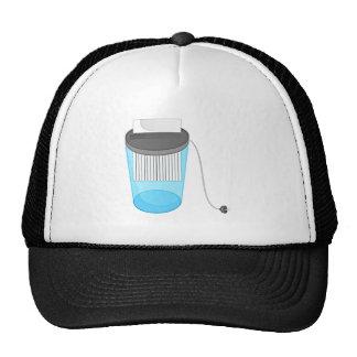 Trituradora de papel gorra