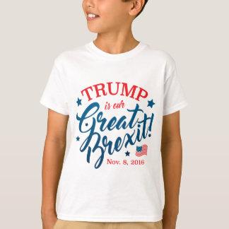 Triunfo Brexit Camiseta