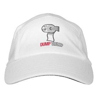 Triunfo de la descarga con el papel higiénico - gorra de alto rendimiento