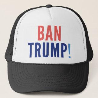 ¡Triunfo de la prohibición! Gorra De Camionero
