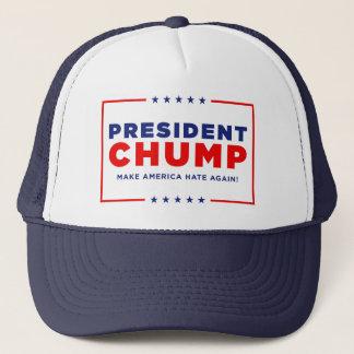 Triunfo de la protesta: Gorra del camionero de
