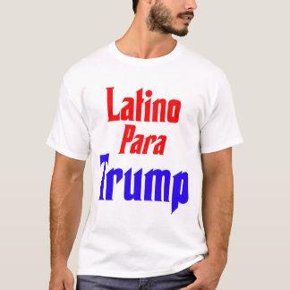 Triunfo de Para del Latino Camiseta