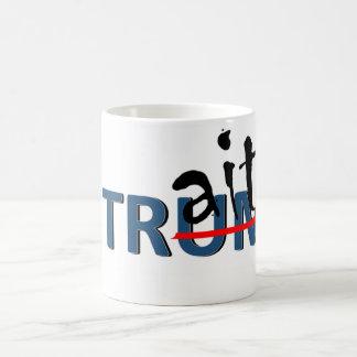 Triunfo el traidor taza de café