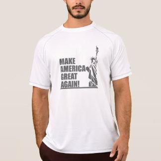 Triunfo - estatua de la libertad camiseta