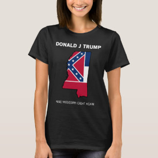 Triunfo MAGA Mississippi Camiseta