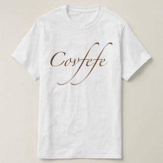 Triunfo Meme de la camiseta de Covfefe
