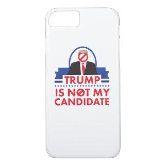 Triunfo no mi caso del iPhone del candidato Funda iPhone 7