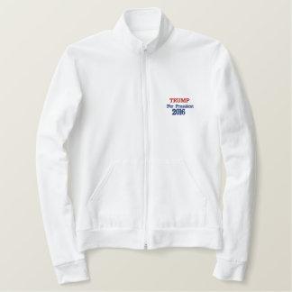TRIUNFO para la camisa del blanco del presidente