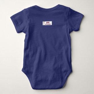 """Triunfo """" s América Body Para Bebé"""