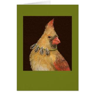 Trixie la tarjeta cardinal