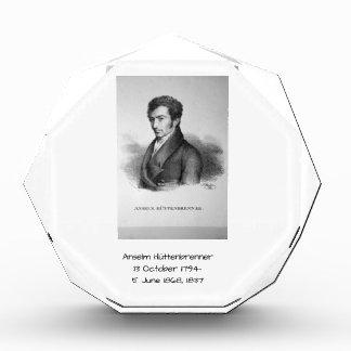 Trofeo Acrílico Anselm Huttenbrenner 1837