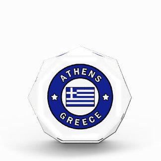 Trofeo Acrílico Atenas Grecia