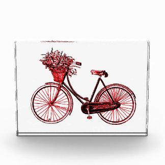 Trofeo Acrílico Bicicleta 2
