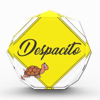 Trofeo Acrílico Despacito