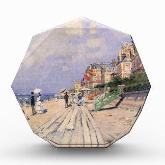 Trofeo Acrílico El paseo marítimo en Trouville Claude Monet