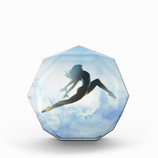 Trofeo Acrílico El salto del bailarín