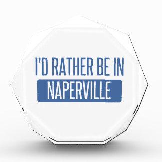 Trofeo Acrílico Estaría bastante en Naperville