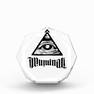 Trofeo Acrílico Illuminati