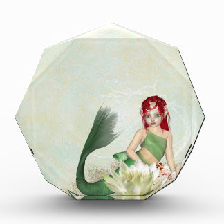 Trofeo Acrílico mermaid-1301877