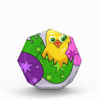Trofeo Acrílico Pascua feliz