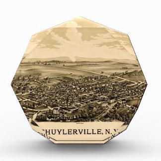 Trofeo Acrílico schuylerville1889