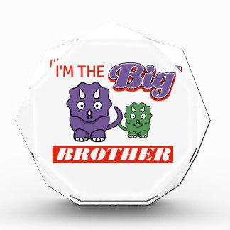 Trofeo Acrílico Soy los diseños de hermano mayor