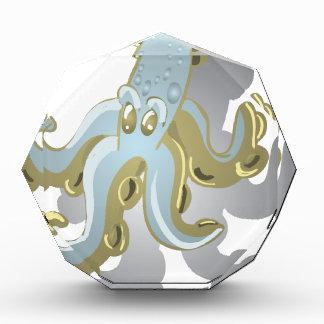 Trofeo Acrílico Squidy