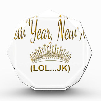 Trofeo Año Nuevo, nuevo yo LOL JK