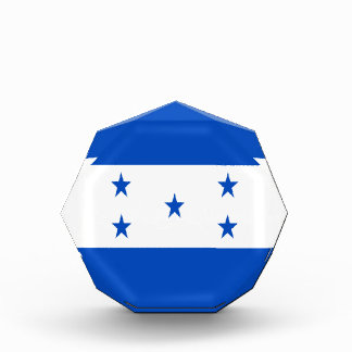 Trofeo ¡Bajo costo! Bandera de Honduras