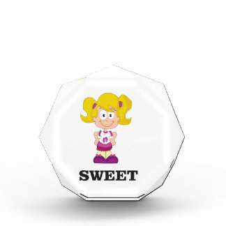 Trofeo blondie dulce